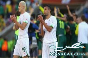 مباراة الجزائر و انجلترا