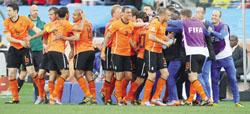 مباراة هولندا و سلوفاكيا لقاء اوروبي صعب ومنافس جديد