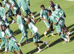 مباراة نيجيريا والارجنتين في كأس العالم 2010 غدا بالمرحلة الاولى