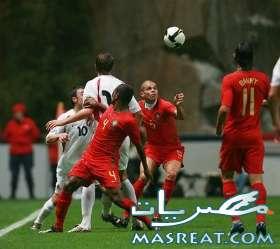 مباراة اسبانيا و البرتغال
