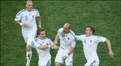 نتيجة مباراة ايطاليا وسلوفاكيا