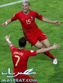 نتيجة مباراة اسبانيا و البرتغال