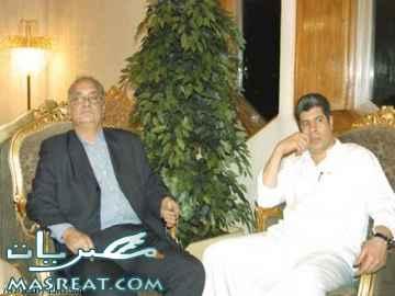 احمد شوبير مع سمير زاهر