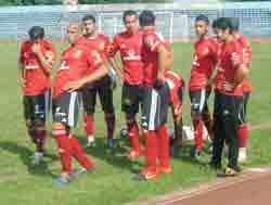 نتيجة مباراة الاهلي وحرس الحدود في كأس السوبر 2010 بين العقدة والجرأة