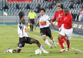 مباراة السوبر المصري 2010 وليلة القبض على الكأس