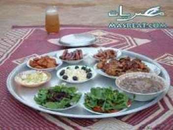 طبخ اكلات رمضانية صحية