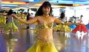 تعليم الرقص الشرقي المصري .. لازم تكون اذنك موسيقية وابدا هز