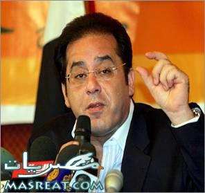 رئيس حزب الغد وشقيق جميلة اسماعيل: ايمن نور ديكتاتور فاقد الاهلية