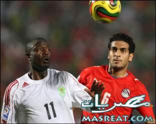 الجهاز الفني يعلن مسئوليته عن نتيجة مباراة مصر و سيراليون