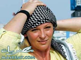 اسلام اخت زوجة توني بلير وارتدائها الحجاب