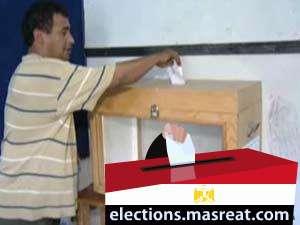 اخبار الانتخابات : مرشحي الوطني ينافسون الاخوان في دائرة كرداسة