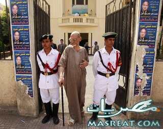 اتهام جماعة الاخوان بتهديد أمن مصر واللجوء للعنف بانتخابات 2010