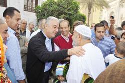 مرشحي انتخابات مجلس الشعب 2010 دائرة مدينة نصر و مصر الجديدة