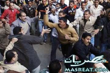 القبض على مجموعة من انصار مرشحي الاخوان المسلمين بالاسماعيلية