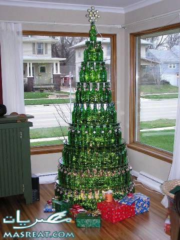 تصاميم شجرة عيد الميلاد