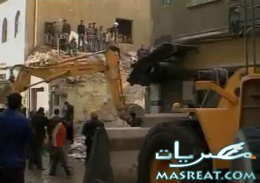 ارتفاع ضحايا انهيار مصنع محرم بك بالاسكندرية الى 30