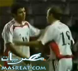نتيجة مباراة مصر وقطر