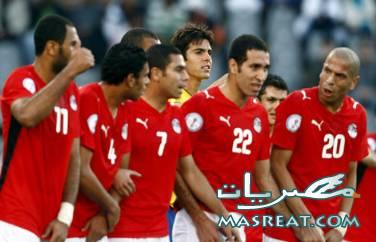 اهداف مباراة مصر وتنزانيا فيديو يوتيوب