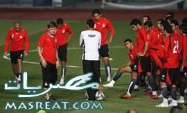 موعد مباراة مصر وتنزانيا
