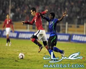 مشاهدة مباراة مصر بوروندي