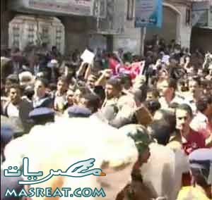 مظاهرات عدن : اخر اخبار احداث اليمن مظاهرات عدن 2011 اليوم