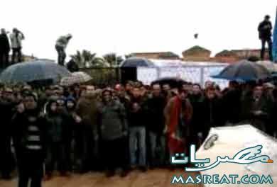احداث المغرب:اخبار احداث المظاهرات في المغرب اليوم الاخيرة 2011