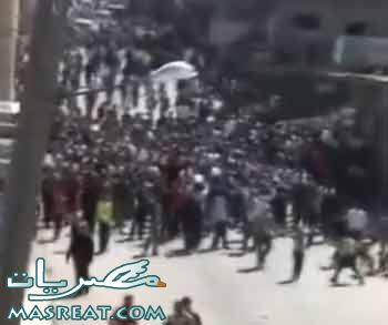 اخبار سوريا : الان تغطية اخر اخبار مظاهرات سوريا اليوم 2011