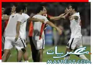 موعد مباراة مصر وجنوب افريقيا