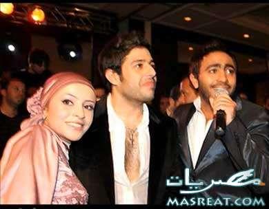 خطوبة محمد حماقي