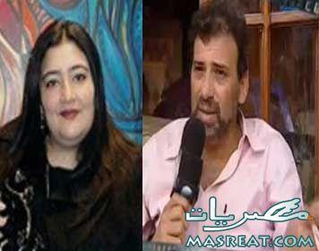 زواج خالد يوسف