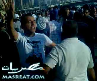 مظاهرات ماسبيرو : سجل رأيك وشاهد اخبار و احداث اليوم الان