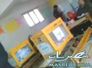 نتائج الانتخابات الاعادة المرحلة الثانية مجلس الشعب 2011