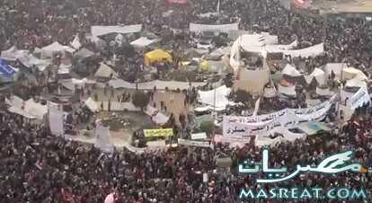اخر اخبار ميدان التحرير اليوم: ثورة 25 يناير 2012 تبدأ الان