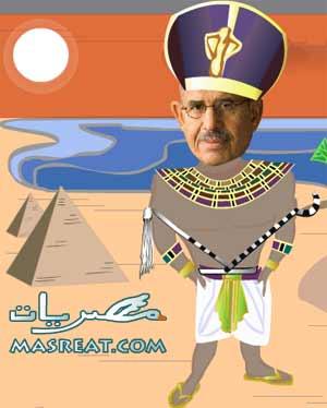 لعبة تلبيس مرشحي الرئاسة المصرية