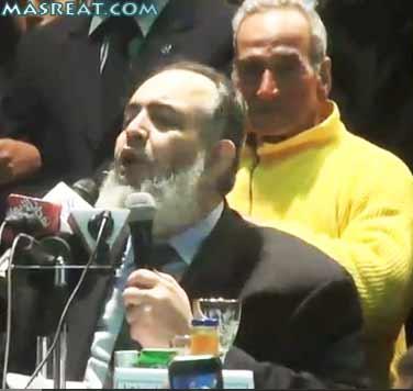 حازم صلاح أبو إسماعيل ابرز مرشحي الرئاسة في مصر 2012