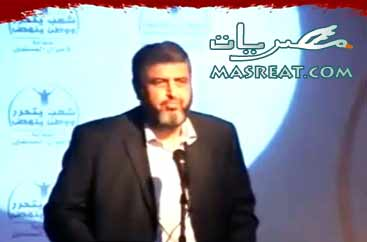 مرشح الاخوان المسلمين لرئاسة الجمهورية