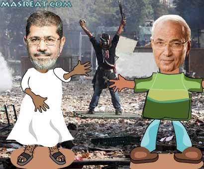 لعبة نتائج الانتخابات الرئاسية المصرية: هشتكنا وبشتكنا يا ريس