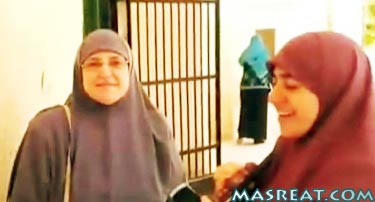 ابنة محمد مرسي
