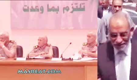 الإخوان والمجلس العسكري .. والتيار الثالث بعد الانتخابات الرئاسية