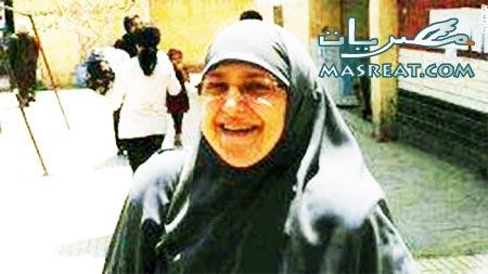 نجلاء محمود زوجة محمد مرسي