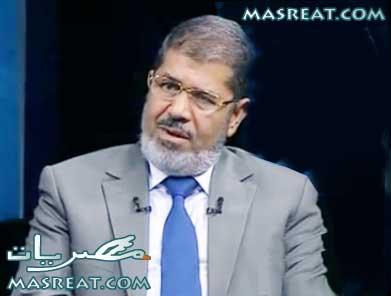 محمد مرسي مرشح الرئاسة