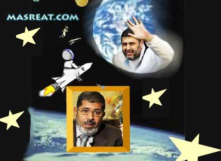 فوبيا نتائج انتخابات الرئاسة تصيب الاخوان ومحمد مرسي بالانفصام