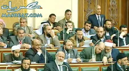 قرار الرئيس محمد مرسي حول عودة مجلس الشعب والغاء حل البرلمان