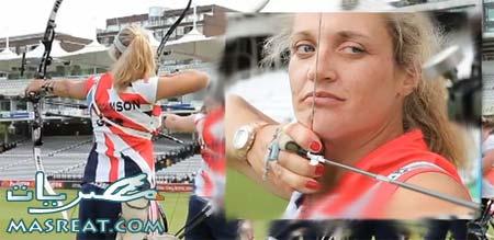 مسابقة الرماية : اولمبياد لندن ٢٠١٢