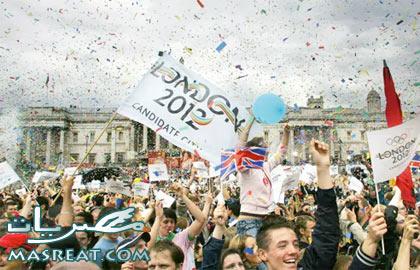 حفل افتتاح اولمبياد لندن 2012