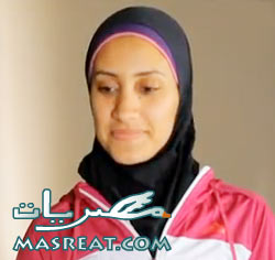 البعثة المصرية في حفل افتتاح اولمبياد لندن 2012