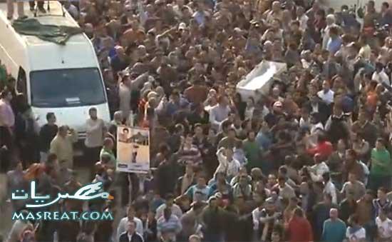 اخبار مظاهرات مصر اليوم