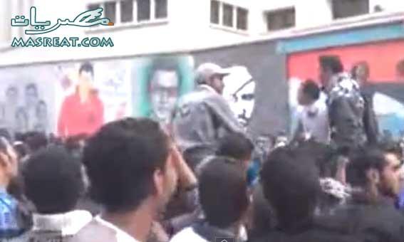 احداث شارع محمد محمود الاخيرة واخر الاخبار من مصر الان