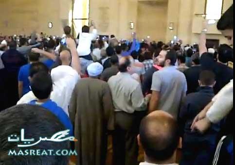 هروب محمد مرسي