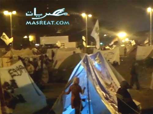 ميدان التحرير ليلة اليوم